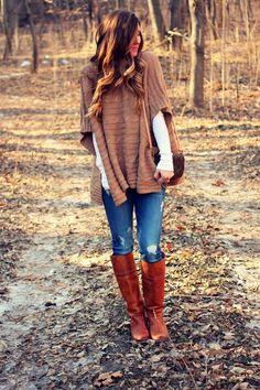 I am so ready for Fall!!  Cella Jane // Fashion + Lifestyle Blog: Forest Fun!!