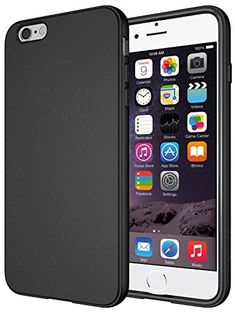 iPhone 6s Plus Case - Diztronic Full Matte Soft Touch Flexible TPU Case for Apple  iPhone 6 Plus   6S Plus (5.5