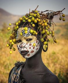 Tribal Face, Africa Art, Photography Tours, Tribal People, African Tribes, Jolie Photo, African Culture, People Of The World, Interesting Faces
