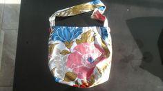 Recycled Fabric, Recycling, Lunch Box, Fabrics, Bags, Handbags, Dime Bags, Fabric, Repurpose