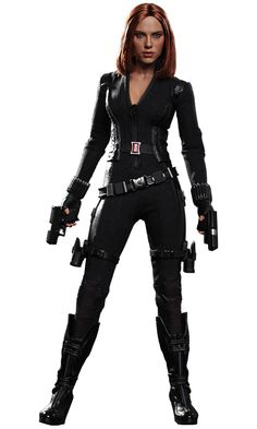 captain america the winter soldier'black widow pics   Captain America: The Winter Soldier Black Widow Sixth Scale Figure ...