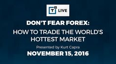 Don #39 t Fear Forex:  How to Trade the World #39 s Hottest Market - YouTube