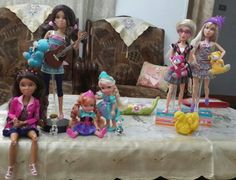 Liv dolls Liv Dolls, Wrestling, Decor, Baby Dolls, Lucha Libre, Decoration, Decorating, Deco