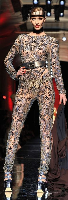 Jean Paul Gaultier, Autumn/Winter 2012, Couture