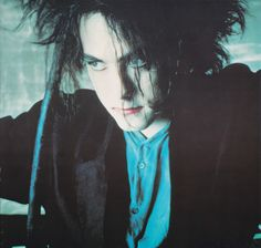 robert smith the cure | Tumblr
