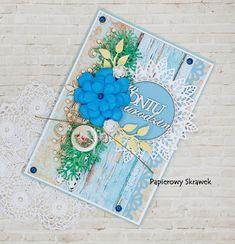 Papierowy Skrawek: W moich ulubionych kolorach