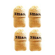 White Sesame Seed Fridge Magnet,Sesame Magnet,3 D Mullet Magnet,Sack Magnet,Seed Magnet,Food Magnet,Fridge Magnet,Spice Magnet,3D Magnet by Punyee on Etsy