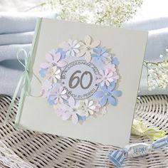 Geburtstage: Von Blüten umrankt - Einladung