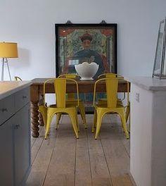love these Marais Chairs - thank you design within reach..