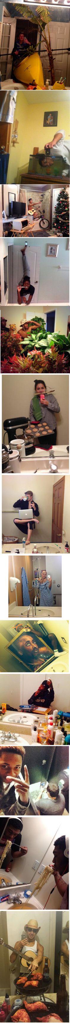 Selfielympics #funny #lol
