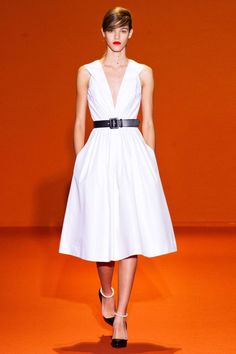 Spring 2013 RTW  Andrew Gn Collection