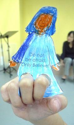 jairus' daughter craft for children