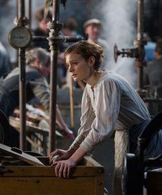 Carey Mulligan as Maud Watts in #Suffragette   Transmission Films