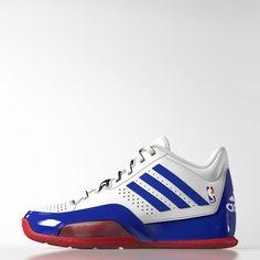 adidas Zapatos de Basketball 3 Series 2015 NBA Niños - White | adidas Mexico|$1299