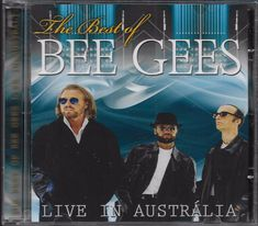 Bee Gees CD The Best Of Live In Austrália Brand New Sealed  #DancePopPopRockTraditionalVocal1970s1980s1990s