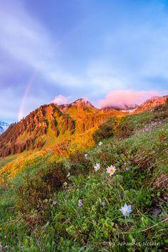Johannes, Bergen, Mountains, Nature, Travel, Sunset, Alps, Naturaleza, Viajes