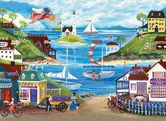 Ravensburger Jigsaw Puzzles - Lovely Seaside