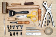 Leather Tools and Supplies