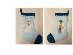 I love winter and the thing that strikes me most is the silence. I Love Winter, Winter Project, Christmas Stockings, Christmas Crafts, Holiday Decor, Projects, Needlepoint Christmas Stockings, Log Projects, Blue Prints