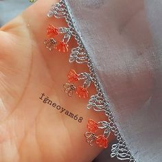 Needle lace writing models Source by igneoyasii Lace Patterns, Baby Knitting Patterns, Crochet Patterns, Diy Crafts Hacks, Diy And Crafts, Tatting, Saree Kuchu Designs, Needle Lace, Hand Embroidery Designs