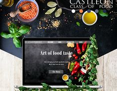 "Check out new work on my @Behance portfolio: ""Web Design For Restaurant"" http://be.net/gallery/54054981/Web-Design-For-Restaurant"