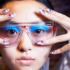 43 Absurdly Cool Nail Ideas You've Never Seen Before