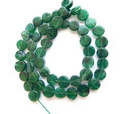 Shape: COIN  Material: GEMSTONE  Metal: NO METAL  Style: PLAIN  Size: 5-6 MM APPROX  Hole Size: 0.40-0.50 MM  Stone: AVENTURIAN  Country/Region of Manufacture: INDIA  Custom Label: AF-20  Strand Length: 13 INCHES  Beads Quantity: N/A  Weight: N/A | Shop this product here: http://spreesy.com/stonebeadsjp/927 | Shop all of our products at http://spreesy.com/stonebeadsjp    | Pinterest selling powered by Spreesy.com