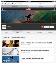 Cómo hacer que tu canal de Youtube sea Responsive