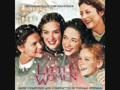 LITTLE WOMEN (1994) by Thomas Newman.  This is one of my very favorite childhood movies (and also books).  Everything about it is so lovingly done including the absolutely MAGNIFICENT score.