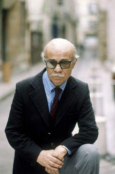 Ernesto Sábato (1911-2011). Escritor, ensayista, físico y pintor argentino.