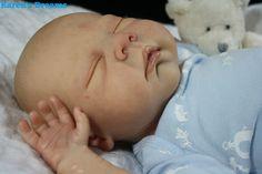 Reborn Baby Boy Jared Karen's Dreams