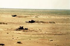 Iraq War Operation Desert Storm