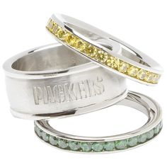 Green Bay Packer ring!