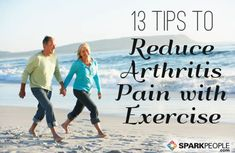 Managing Arthritis with Exercise | via @SparkPeople #fitness #workout #pain