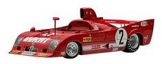 F/S AUTOart ALFA ROMEO 33 TT 12 1975 Monza 1000km victory #2 1/18 Model Car #AUTOart #ALFAROMEO
