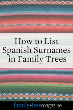 1000+ images about Family Trees on Pinterest | Family trees, Family tree templates and Genealogy
