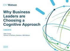 analysis the watsons company Ibm today announced a new product called watson analytics, one they claim will bring sophisticated big data analysis to the average business user watson analytics is a cloud application that.