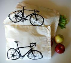 10 Speed Bike Produce Bag- Set of 2.