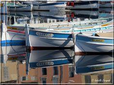 Les pointus de La Ciotat... http://www.my-art.com/isabelle-escapade/collections/provence