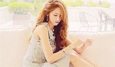 Yoona SNSD Girls Generation High Cut Beauty GIF