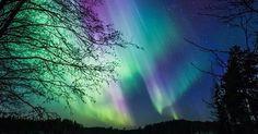 Jan Öhman Finland Aurora borealis