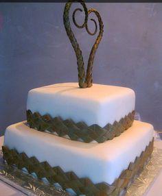 Flax cake