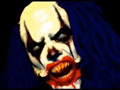 Evil Clown 2! - Makeup Tutorial!