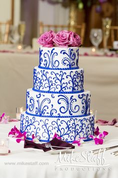 #wedding #cake #Michigan wedding #Chicago wedding #Mike Staff Productions #wedding details #wedding #photography