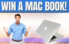 An amazing opportunity to get hold of the NEW MAC BOOK from APPLE. Its 8GB memory and 12 inch screen makes it perfect to use at home or on the go. Thanks to @MarketerMagic and @appzthatrock: Enter …