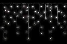 LED-Jääpuikkovalosarja 160L, 310x70cm, IP44, lämmin valkoinen; Jääkristalli | Rellunkulma.fi verkkokauppa Led Icicle Lights, Icicle Christmas Lights, Types Of Lighting, Neon Lighting, Incandescent Bulbs, Frosted Glass, Inspiration, Appliances, Mini