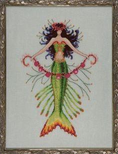 Nora Corbett/Mirabilia ~ Coral Charms Mermaid