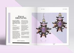 tatami jewellery catalogue on Behance