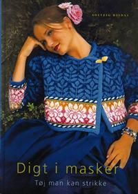 """Bogen er fuld af smukke og enestående strikket tøj og opskrifter og digte fra Norge. Den er unikt kunstværk en fryd for øjet, der vil være en """"skat"""" for dem, der interesserer sig for at strikke noget specielt eller blot ønsker noget smukt at se på.Den norske kunstner og designer Solveig Hisdal har hentet sine ideer til sit design og opskrifter fra landets kulturskatte. Hun har gennem mange år besøgt museer, kirker m.v. og været på jagt efter fortidens skaberkunst. særlig er det nors..."""