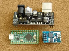 #ESP8266 Wifi Add on for Arduino Made Simple